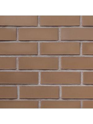 Кирпич СБК-Ромны Коричневый Какао (КЧ1) Британский (215х102,5х65мм)