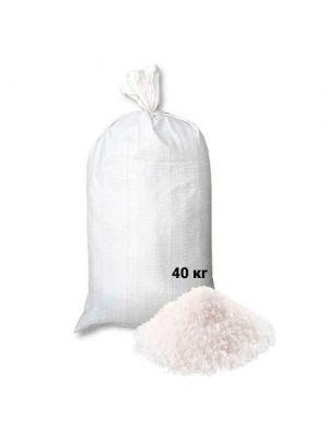 Соль техническая для посыпки дорог, 40 кг