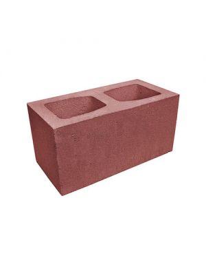 Блок гладкий широкий Силта Брик красный