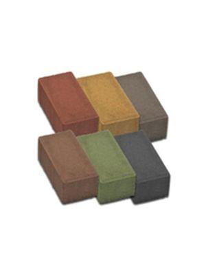 Тротуарная плитка Силта Брик ЭДД1.8 (200x100)