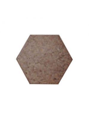 Тротуарная плитка Сота под природный камень 60мм гранж полированная Золотой Мандарин