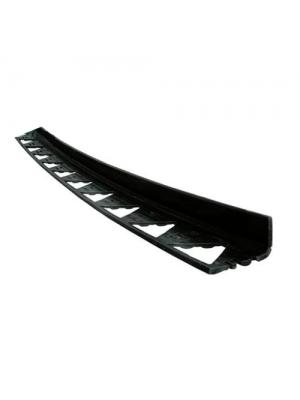Бордюр пластиковый Б-300.8,5.4,5-ПП черный