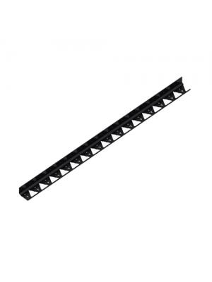 Бордюр пластиковый Б-150.09.07-ПП черный