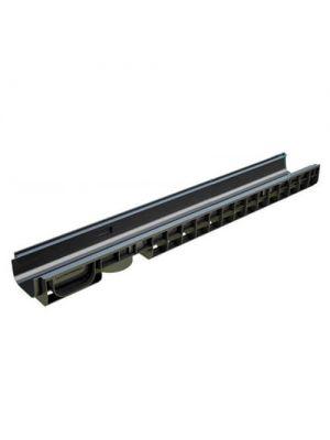 Лоток водоотводный ЛВ-10.15.08-ПП PolyMax Basic пластиковый