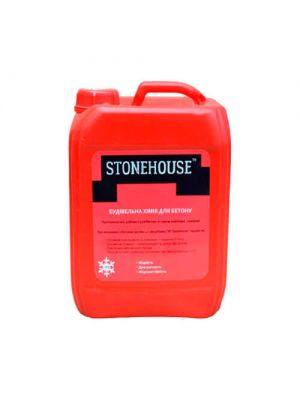 Противоморозная добавка в бетон  Stone House №5, 10л