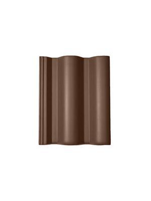Braas, Цементно-піщана черепиця «Таунас», коричнева