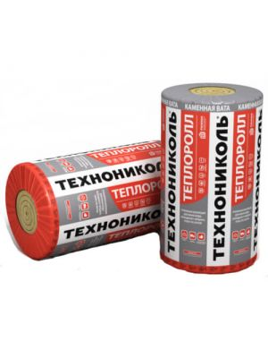 Минеральная вата Технониколь Мат Теплоролл 4000х1000х50м