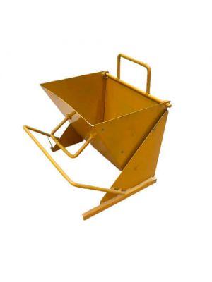 Каретка для кладки газоблока 375 мм желтая