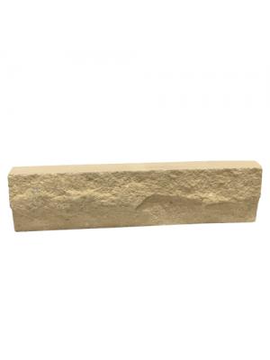 Фасадная плитка ТРВ Скала белая