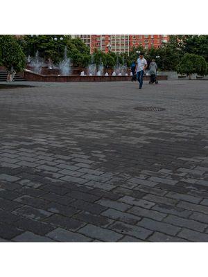 Плитка тротуарна Юнігран, Джокер 8см Стандарт Каштан