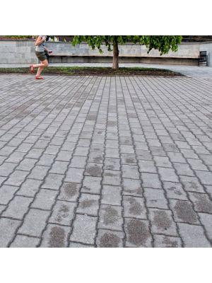 Плитка тротуарна Юнігран, Джокер 8см Стандарт Обсідіан