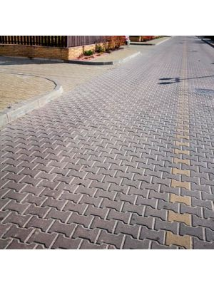 Плитка тротуарна Юнігран, Двутавр 8 см Класік