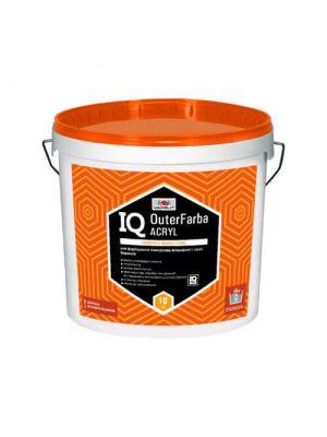 Краска акриловая для стен Vamiut IQ OuterFarba (Acryl)