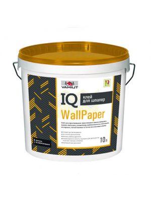 Клей для тяжелых обоев IQ WallPaper 10 л
