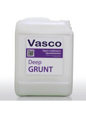 Грунтовка акриловая 10 л Vasco deep