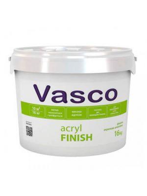 Шпаклёвка Финиш ACRIL VASCO 16 кг