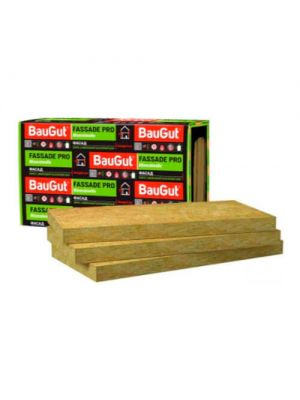 Baugut Фасад PRO 125 базальтова вата 1200х600х50 мм