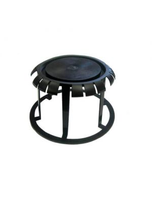 Пластикова заглушка (кришка) для пустотних плит KP 160/55/88