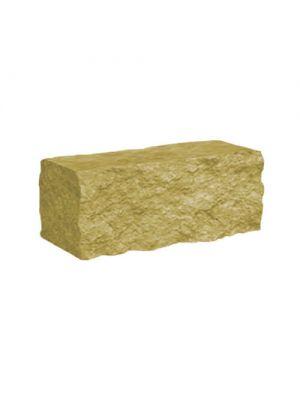 Колотий камінь Золотий Мандарин (гірчичний)