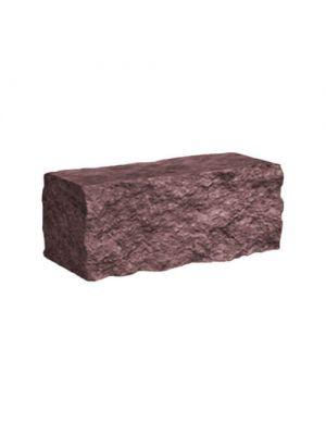Колотий камінь Золотий Мандарин (коричневий)