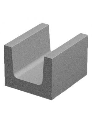 Бетонный блок для армопояса 300х250х200 Золотой Мандарин