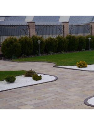 Тротуарная плитка Модерн М 60мм Золотой Мандарин