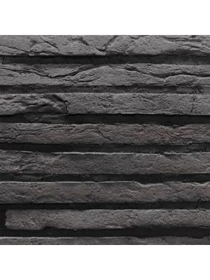 Облицовочный камень Лонг формат Золотой Мандарин гранж (декоративный камень)