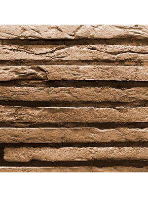 Облицовочный камень Лонг формат Золотой Мандарин тоскана (декоративный камень)