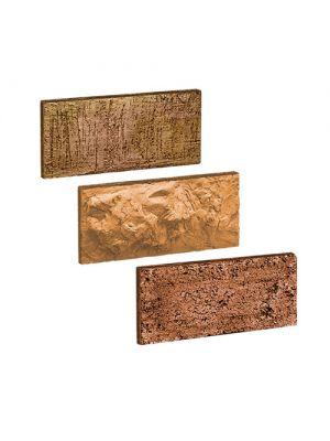 Облицовочный камень Тенерифе формат Золотой Мандарин онтарио (декоративный камень)