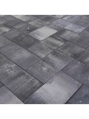 Тротуарна плитка Неоліт 60мм грейс Золотий Мандарин