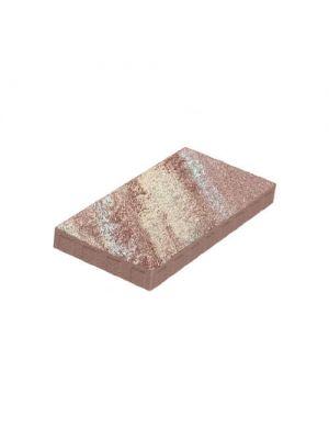 Тротуарна плитка Неоліт 60мм тріно Золотий Мандарин