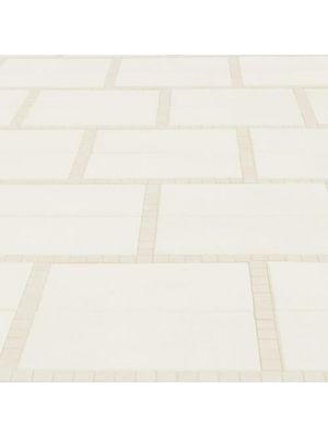 Тротуарна плитка Неоліт 60мм біла Золотий Мандарин