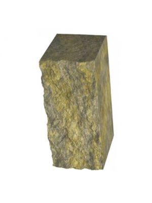 Стовпчик декоративний гірчичний 300х100х150 Золотий Мандарин