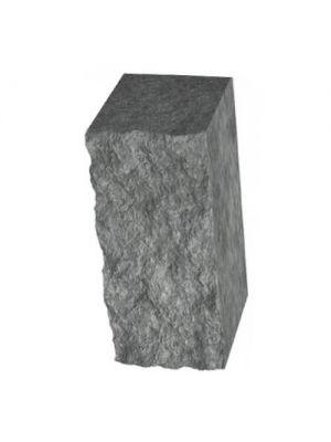 Столбик декоративный серый 300х100х150 Золотой Мандарин