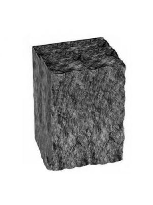 Стовпчик декоративний чорний 200х175х150 Золотий Мандарин