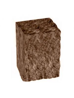 Столбик декоративный коричневый 200х175х150 Золотой Мандарин
