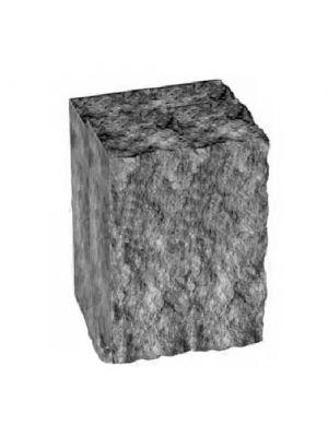 Столбик декоративный серый 200х175х150 Золотой Мандарин