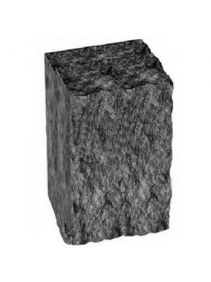 Стовпчик декоративний чорний 250х175х150 Золотий Мандарин