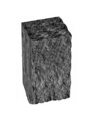 Столбик декоративный черный 300х175х150 Золотой Мандарин