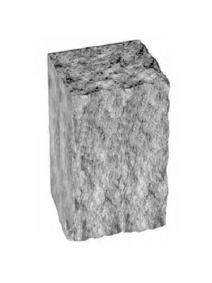 Столбик декоративный серый 300х175х150 Золотой Мандарин