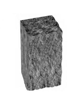 Столбик декоративный черный 350х175х150 Золотой Мандарин