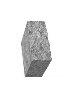 Столбик декоративный серый 500х175х150 Золотой Мандарин