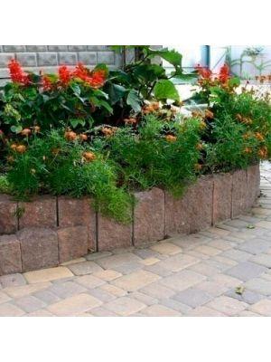 Столбик декоративный персиковый 250х175х150 Золотой Мандарин