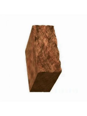 Столбик декоративный персиковый 500х175х150 Золотой Мандарин