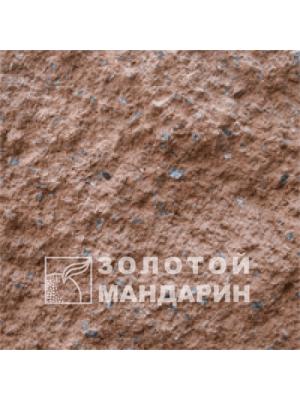 Колотый камень Золотой Мандарин (персиковый)