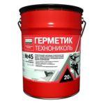 Герметик бутилкаучуковий Техноніколь №45