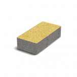Тротуарна плитка-цегла Танжерин (200х100х60) Золотий Мандарин