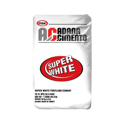Белый цемент Adana (Турция)