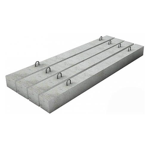 Перемычка брусковая 1ПБ 10-1 (бетонная, железобетонная)