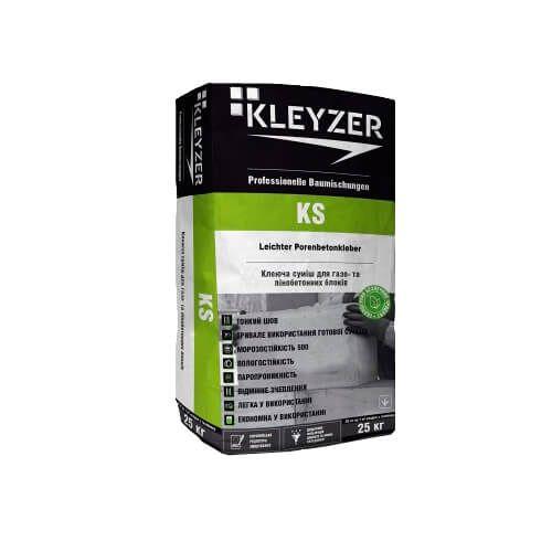 Kleyzer KS Клей для газобетона